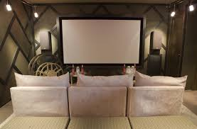 Home Theater room design decor tips