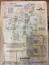 mobile home furnace wiring diagram eb15b coleman eb15b wiring