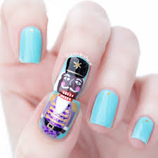 jennie u0027s nails and tales npc u0027s holiday nail art competition