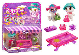 kitty club shopping best friend 2 pack whatnot toys