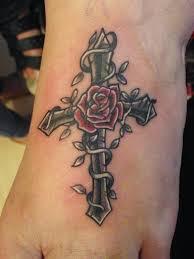 tattoo cross 52 best cross tattoos designs and ideas
