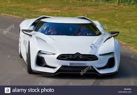 2008 Citroen Gt Concept Car At The 2010 Goodwood Festival Of Speed