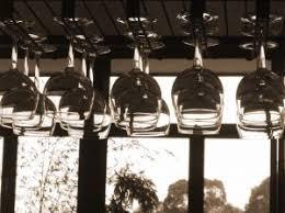 hanging wine glass racks