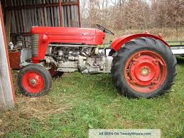262 best mf images on pinterest farming old tractors and