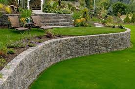 Backyard Retaining Wall Ideas Retainer Wall Ideas Designs Discus Club