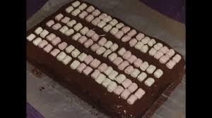 easy chocolate brownies cake recipe birthday christmas celebration