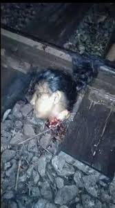 woman decapitated 