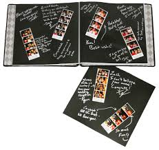 wedding books guest book photo booth by design guest book