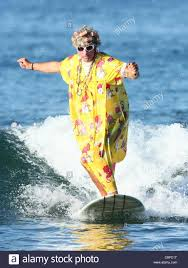 male surfer as old lady blackie u0027s halloween costume surf contest