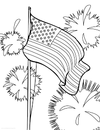 american flag coloring pages getcoloringpages com