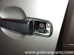 mercedes benz w210 door lock actuator replacement 1996 03 e320