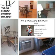 phil gud cleaning specialist home