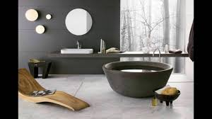 Gray And Brown Bathroom by Gray Bathrooms Trend Youtube