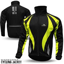 thermal cycling jacket winter thermal cycling jacket windstoper fleece windproof long