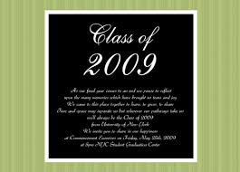 graduation announcements wording invitations printouts