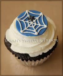 spiderman cake u0026 cupcakes sarah u0027s sweets u0026 treats