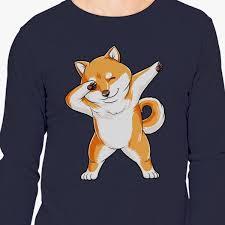 Doge Meme T Shirt - image result for dog meme t shirt dabbing shiba inu doge shirt