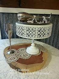 cake plateau cake plateaus risers junk n treasures