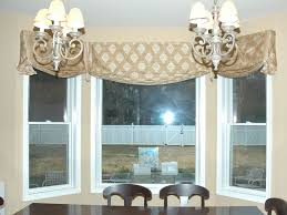 Valances For Bay Windows Inspiration Designer Valances For Kitchen Basement Inspiring