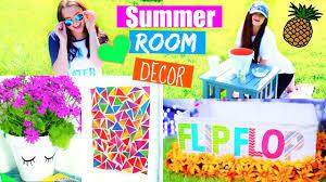 diy inspired summer room decor youtube