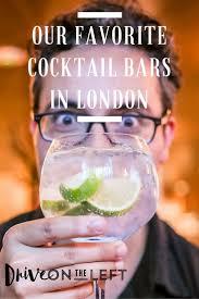 Top Ten Cocktail Bars London Best 25 Nightjar London Ideas On Pinterest The Nightjar Bars