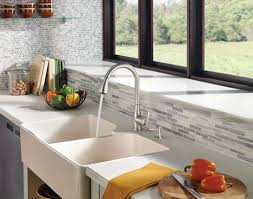 Moen Haysfield Kitchen Faucet by 19 Best Moen Kitchen Plumbing Fixtures Images On Pinterest