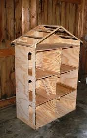 De Plan Barbie Doll Furniture by Best 25 Diy Dolls House Plans Ideas On Pinterest Doll House