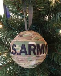 army tag ornament cool ornaments army dogs
