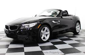 bmw z4 convertable 2015 used bmw z4 certified z4 sdrive28i convertible navigation at