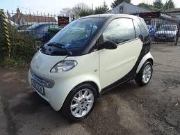 used 2001 smart fortwo 0 6 city passion 2dr for sale in berkshire