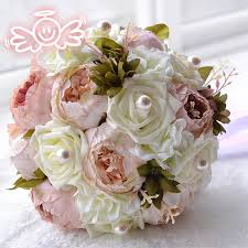 wedding bouquets online online buy wholesale vintage bouquet wedding flowers from china
