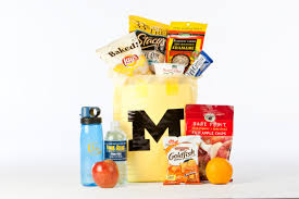 Healthy Care Packages Carepackages Make Your Wolverine U0027s Day Parents And Families