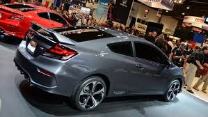 2014 honda civic si coupe release date price and specs roadshow