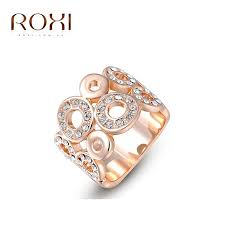 s day rings roxi s day gift classic luxury rings top quality genuine