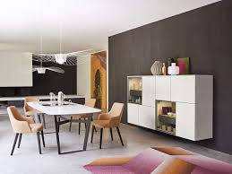 Bilderwand Esszimmer Dieses Moderne Esszimmer Aus Italien überzeugt Durch Sein Klare