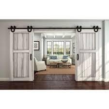 Interior Barn Door Hardware 924 Decorative Interior Sliding Door Hardware Horseshoe N186 964