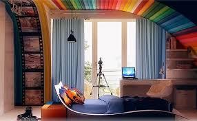 Colorful Bedroom Interior Design Ideas Httpsinteriorideanet - Colorful bedroom
