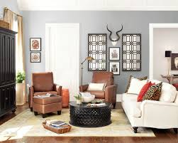 ballard designs paris leather chair and ottoman all about chair