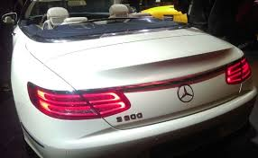 mercedes f class price in india auto expo 2016 mercedes s class cabriolet makes indian debut