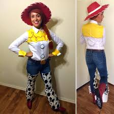 Toy Story Family Halloween Costumes by Went All Out This Year And Made My Own Diy Jessie The Cowgirl