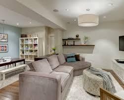 terrific convenience basement family room design cheap living