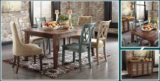 Ashley Furniture Formal Dining Sets Design Fascinating Ashleys - Ashley furniture white dining table set