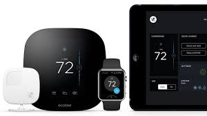 reddig home depot black friday no need to wait the homekit enabled ecobee3 smart thermostat w