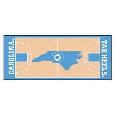 2 X 6 Rug Fanmats University Of North Carolina Chapel Hill 2 Ft 6 In X 6