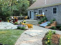 Backyard Pictures Ideas Landscape Townhouse Backyard Landscaping Ideas That Can Enhance Your House