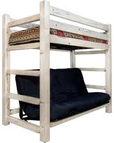 Futon Bunk Bed With Mattress Included Exclusive Deals On Futon Bunk Beds