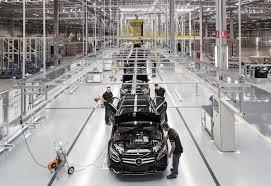 mercedes factory mercedes benz starts passenger car production in brazil mercedes