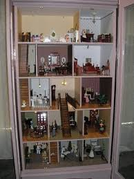 diy old dresser turned into a doll house did this for my daughter