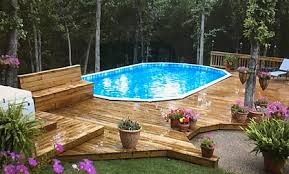 doctor feelgoodes pools and spas semi inground