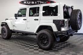 jeep sahara white pre owned 2014 jeep wrangler sahara unlimited white